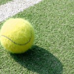 Approaching Women on the Tennis Court